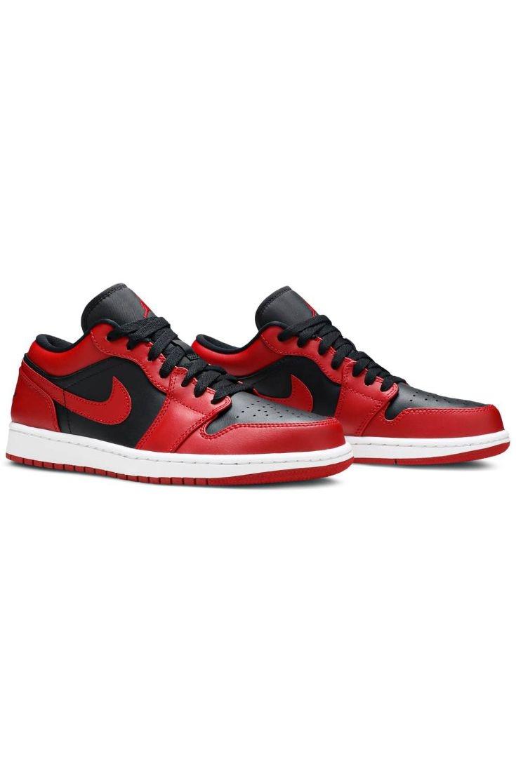Кроссовки Jordan 1 Low Reverse Bred