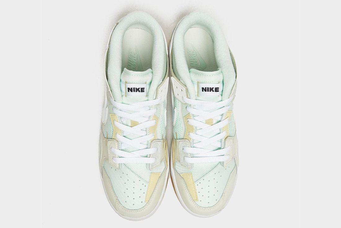 Кроссовки Nike Dunk Low Scrap Sea Glass