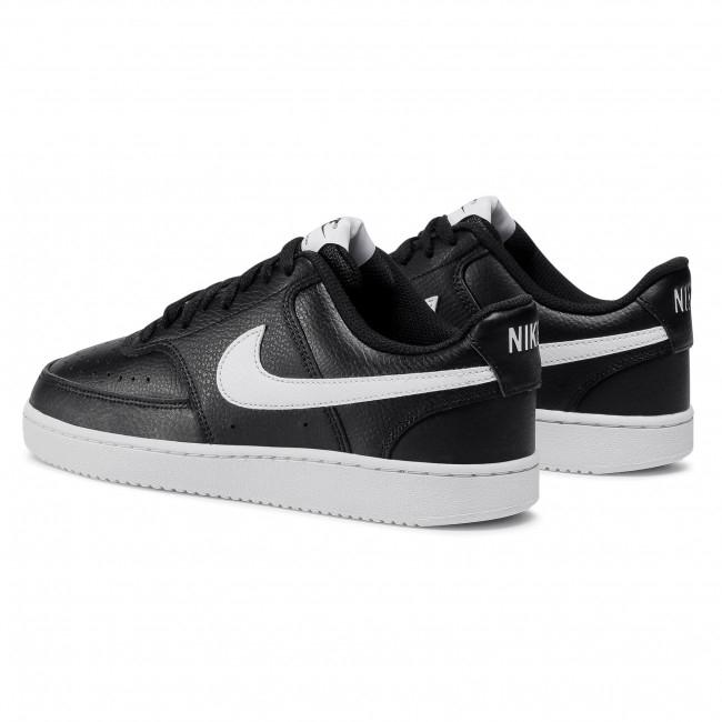 Кроссовки Nike Court Vision Low Black White