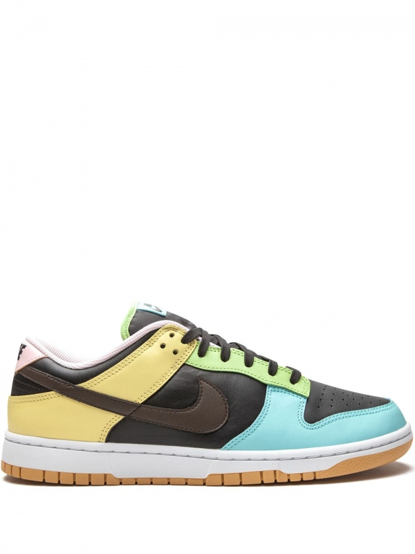 Кроссовки Nike Dunk Low Free 99 Black