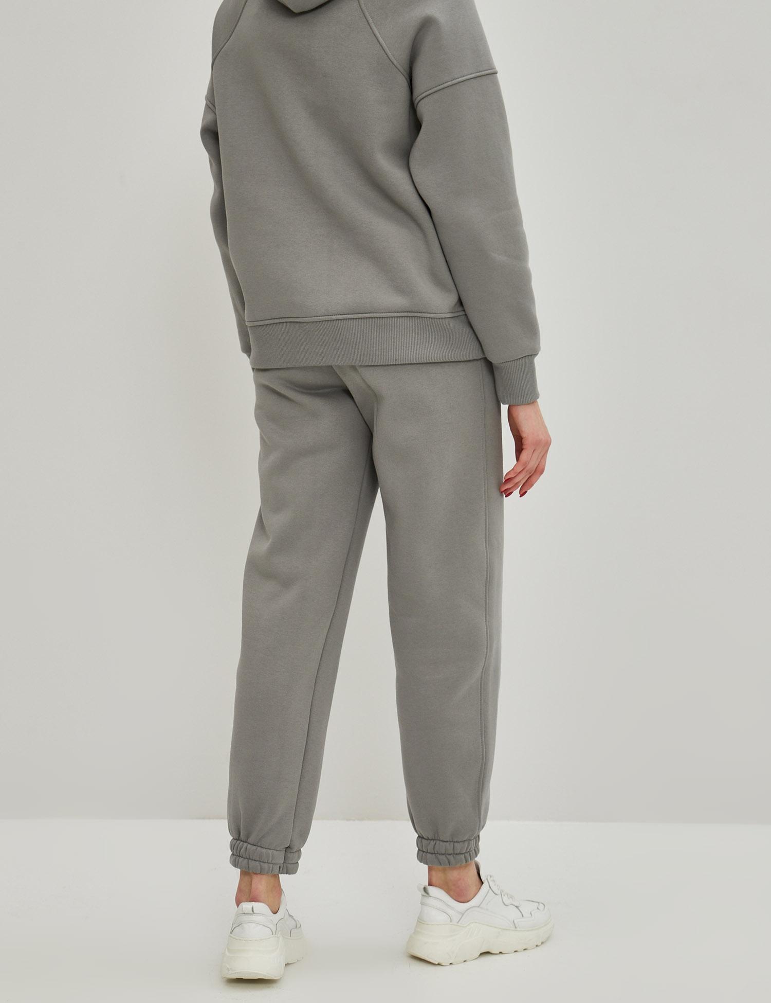 Женские серые брюки ctrl
