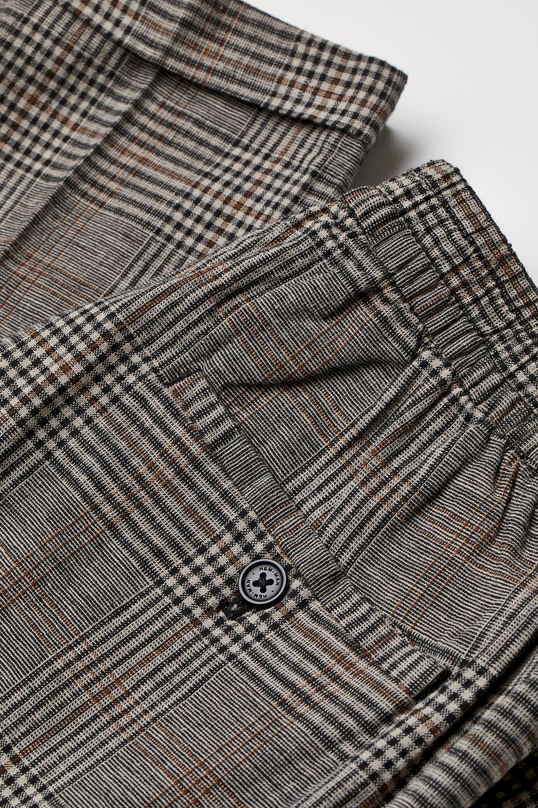 Костюмные брюки Skinny Fit
