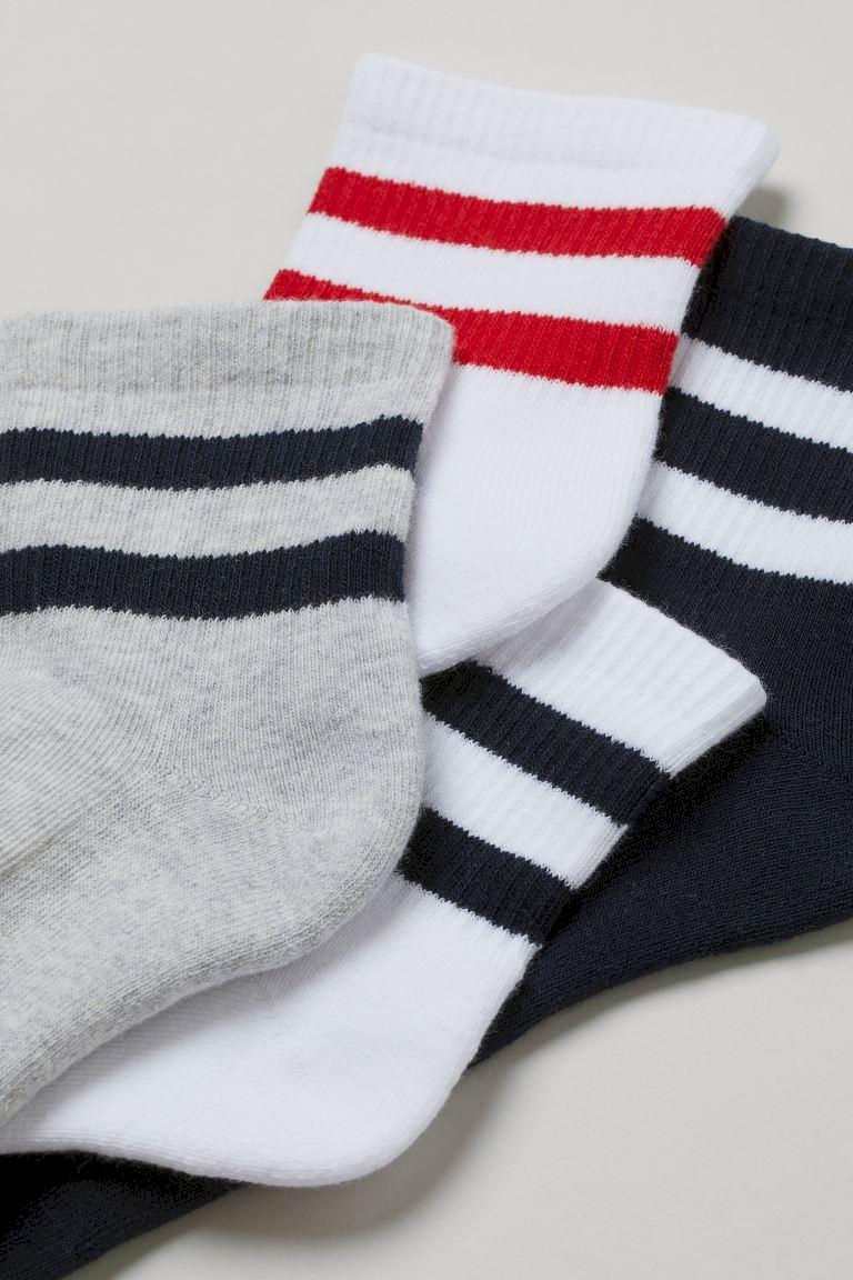 Упаковка 5 пар носков